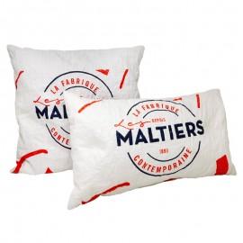 """Le Coussin Malté """"Les Maltiers"""""""