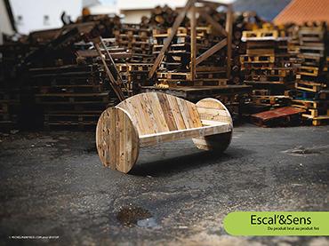Escal'&Sens - Du produit brut au produit fini